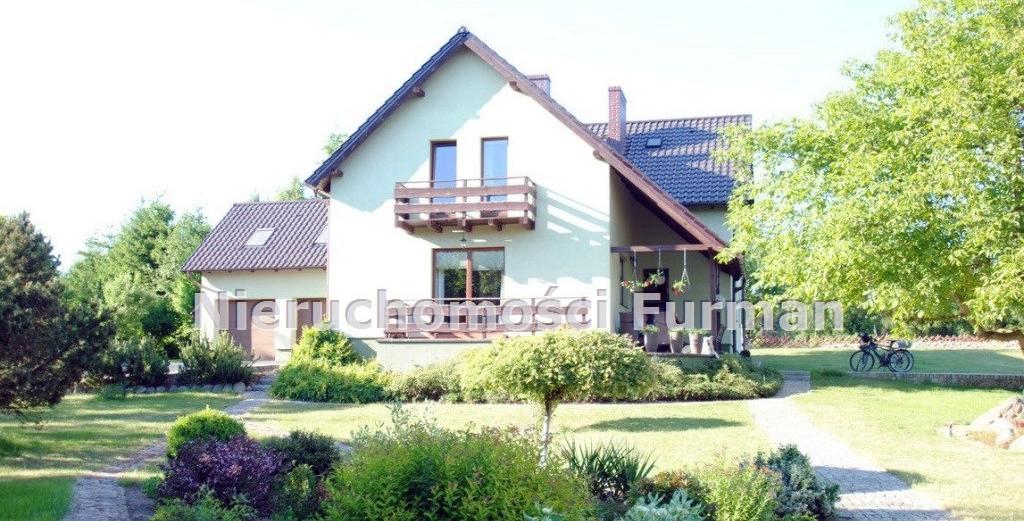 Na sprzedaż dom wolnostojący w miejscowości Czapla k/Wałcza