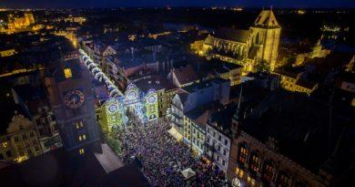 Bella Skyway, festiwal światła w Toruniu rusza już we wtorek !