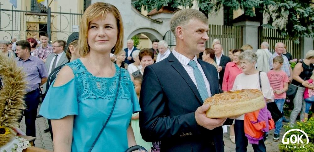 Dożynki Powiatowe w Śliwicach