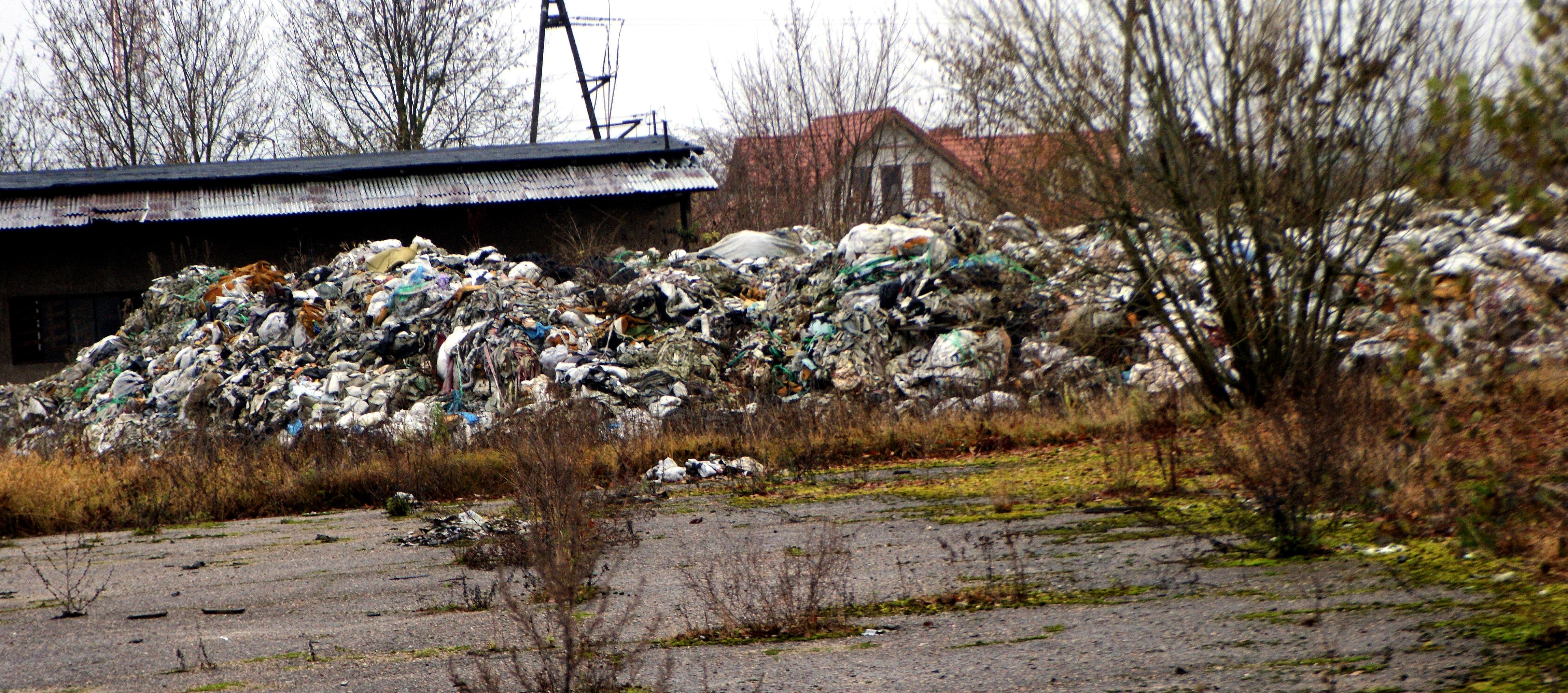 Miliony na porządkowanie odpadów
