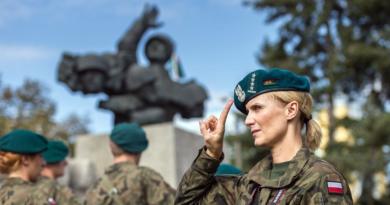 Święto sił zbrojnych w naszym regionie