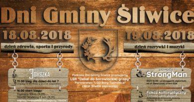 Dni Gminy Śliwice 2018