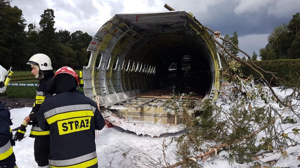 Katastrofa lotnicza i KOORDYNACJA 2018
