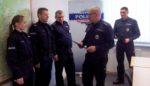 Wyróżnienia dla tucholskich policjantów