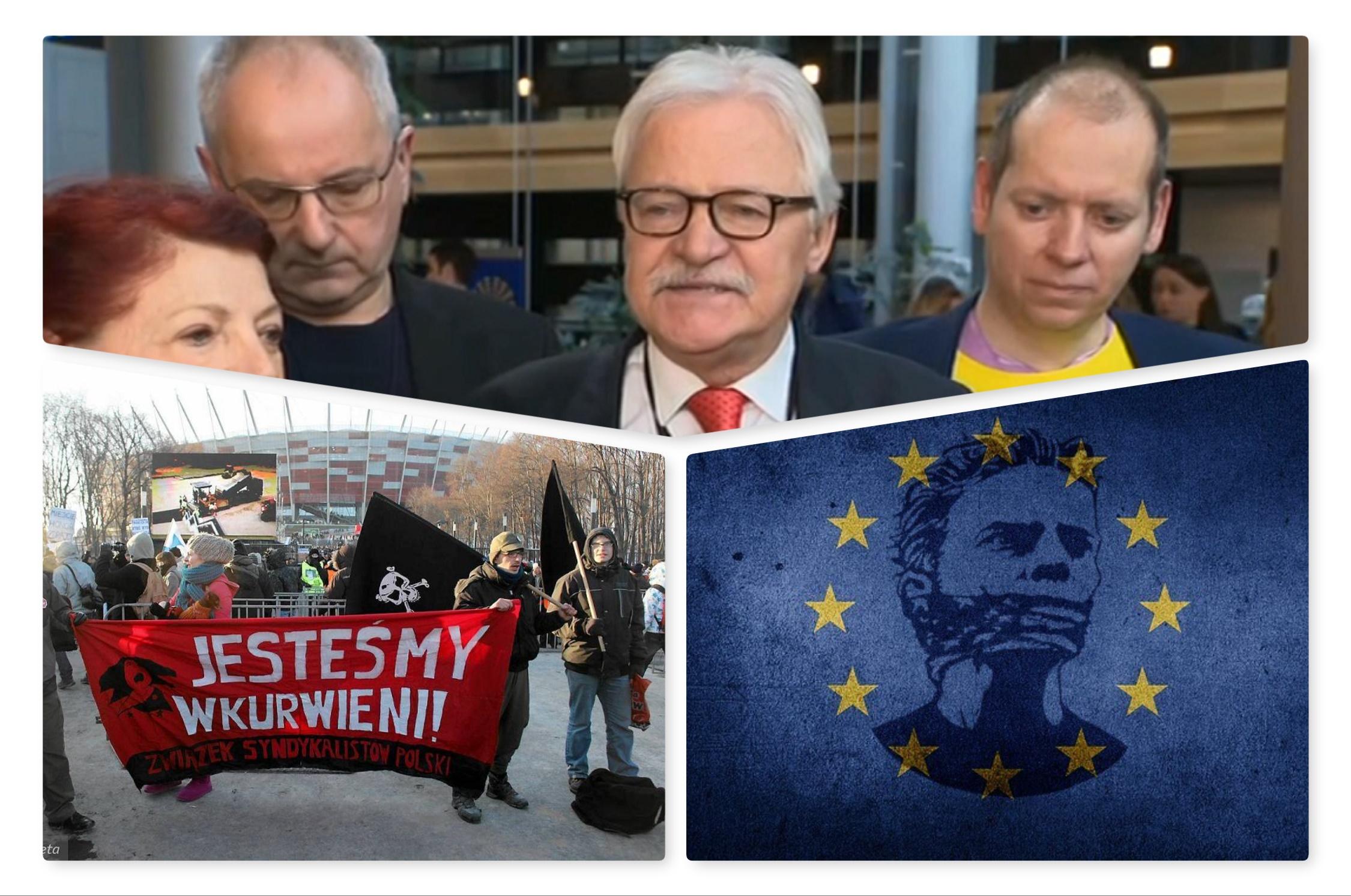 Europoseł z Tucholi zagłosował przeciwko wolności słowa w Internecie