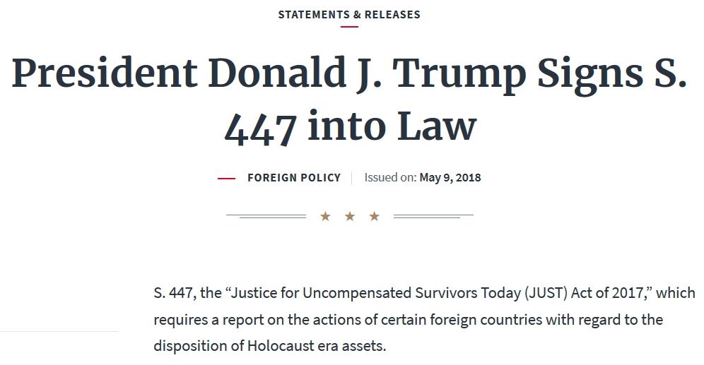 PO stu latach niepodległości czeka nas niewola! Rząd ukrywa sprawę roszczeń żydowskich wobec POLSKI!
