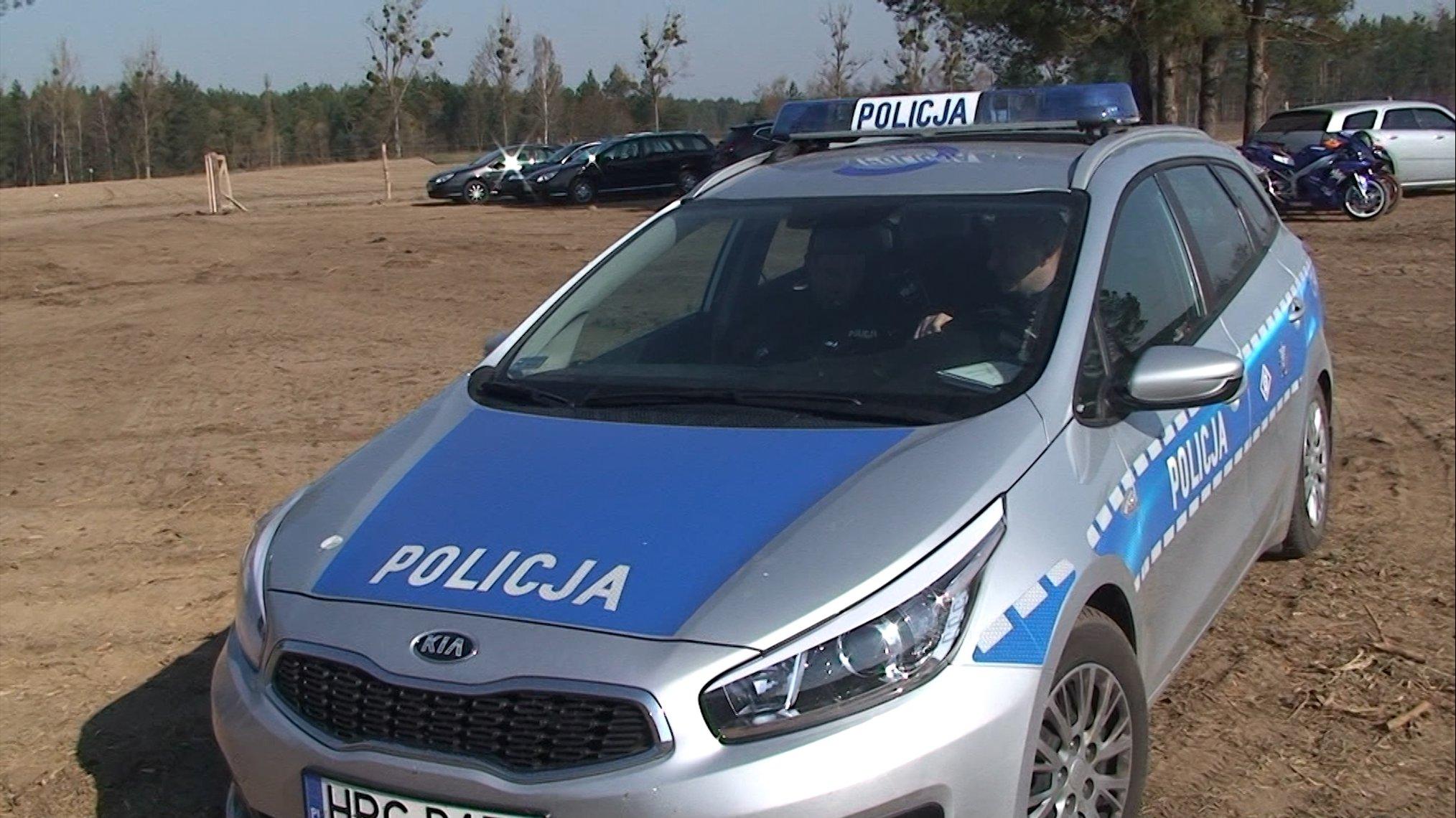 Dodatkowe patrole na terenie powiatu tucholskiego