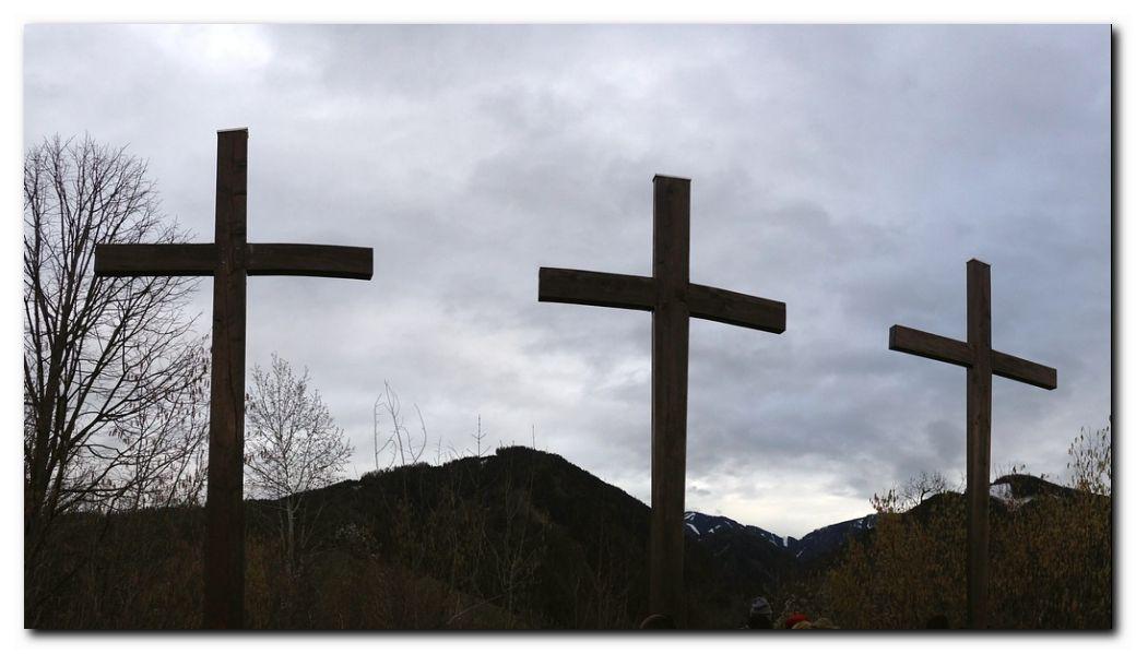 Droga krzyżowa ulicami Tucholi