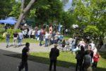 Piknik ekologiczny w kęsowskim parku