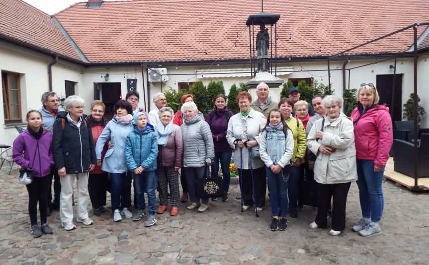 Członkowie Borowiackiego Towarzystwa Kultury wybrali się do Łowicza