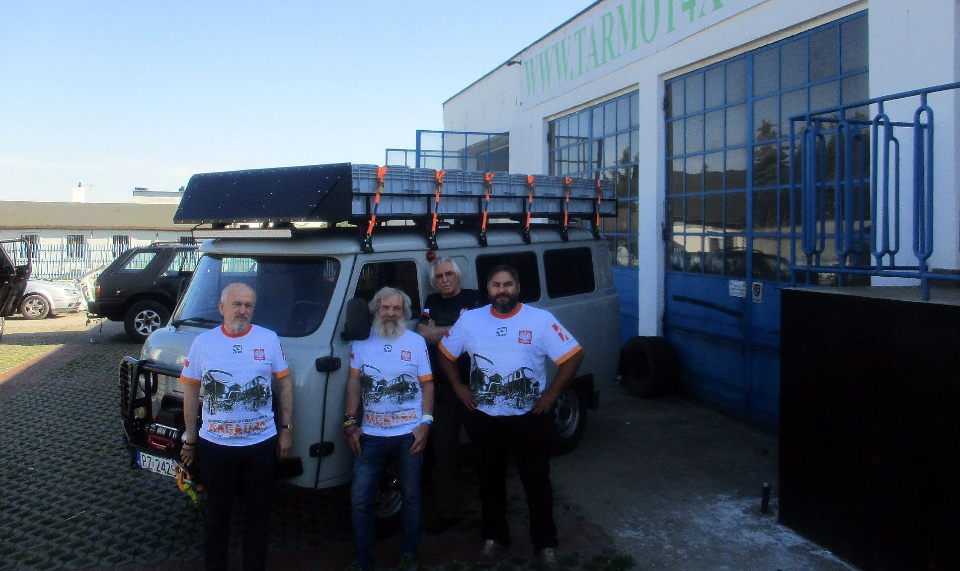 Ekspedycja Syberyjska – Magadan 2019 Syberia polskim śladem została przełożona!