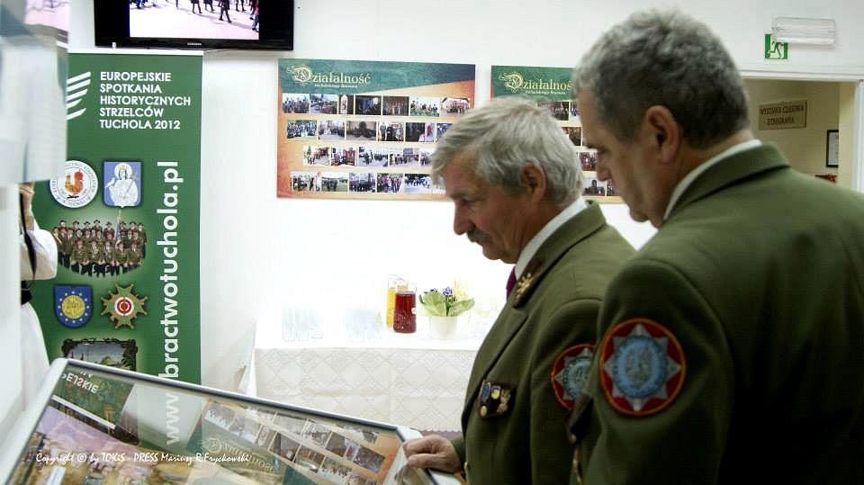 Kurkowe Bractwo Strzeleckie w Tucholi ma nowego Króla Kurkowego