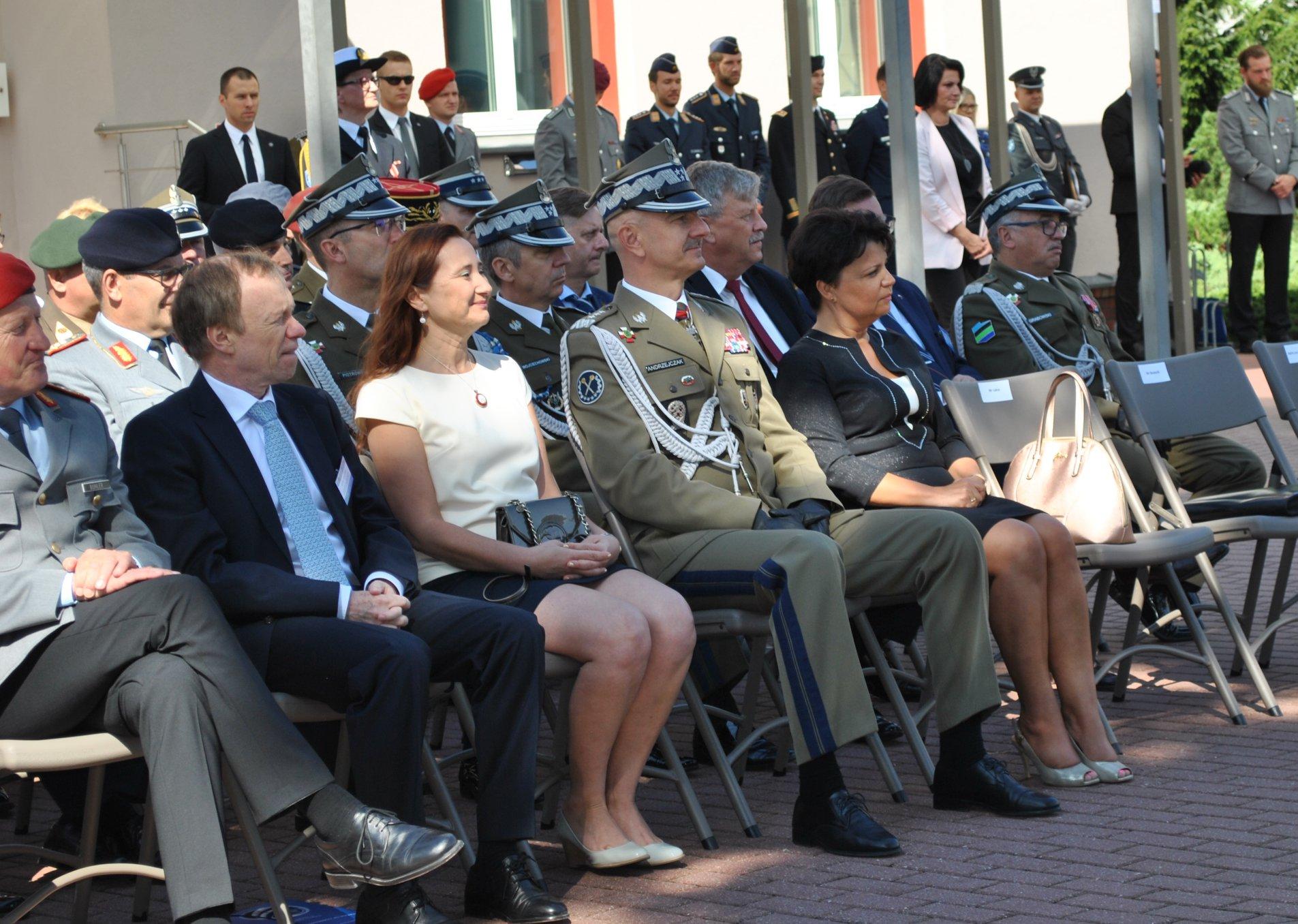 Generał Adam Joks został nowym dowódcą NATO-wskiego Centrum Szkolenia Sił Połączonych (JFTC) w Bydgoszczy