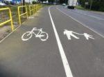 Tuchola: Niebezpieczna ścieżka pieszo – rowerowa