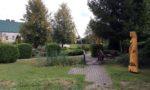 Konkurs na zagospodarowanie skwerku przy GOK-u w Gostycynie