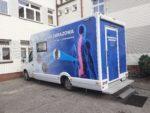 W Lubiewie 40 osób skorzystało z badań densometrycznych w kierunku osteoporozy