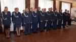 Sucha / Zacisze. Akademia z okazji nadania wyższych stopni i odznaczeń służbowych Służbie Więziennej