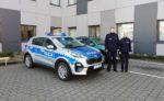 Policjantów odwiedził ŚWIĘTY MIKOŁAJ